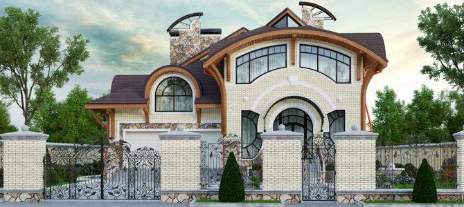 Дом «Модерн»