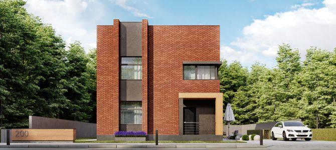 Дом «Кубик Рубик»