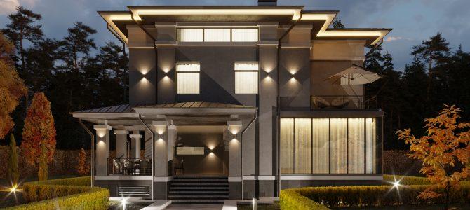 Дом «Grey light»