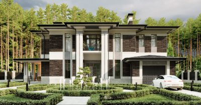 Дом «Grey House»
